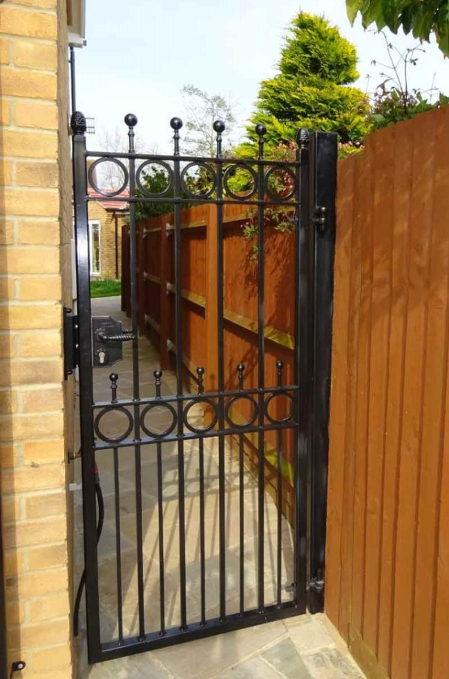 SG 40 IRON SIDE GATE